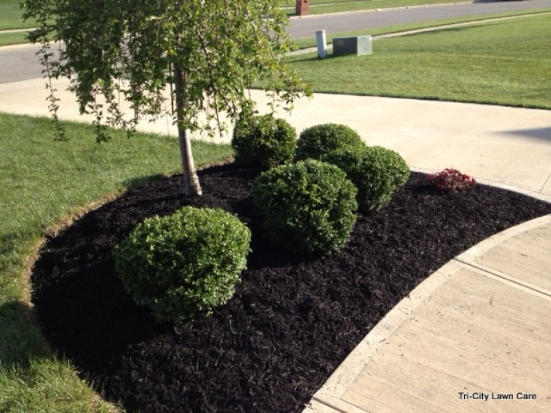 Mulch and Gravel Installation